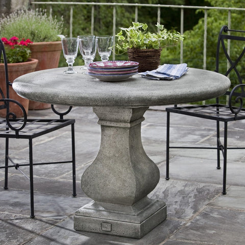 Vence Garden Table - Outdoor Art Pros