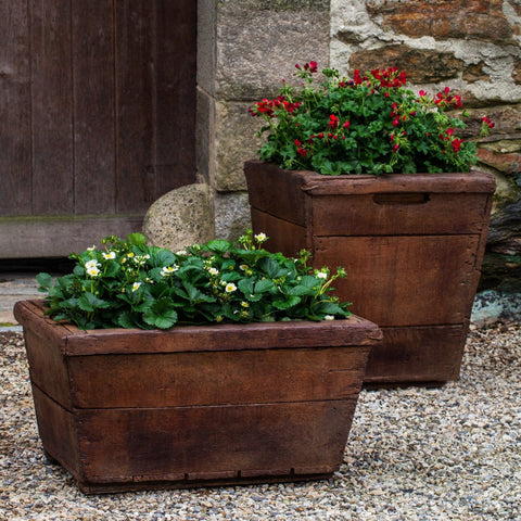 Vendange Medium Garden Planter - Outdoor Art Pros