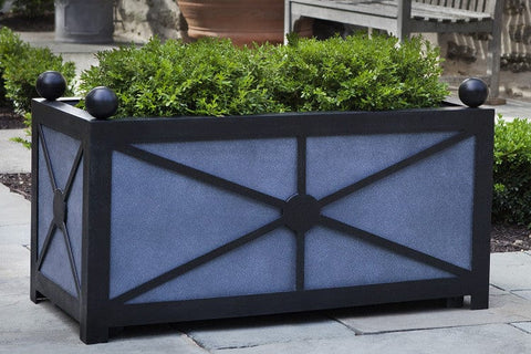 Villandry Window Box - Lightweight Planters - Outdoor Art Pros