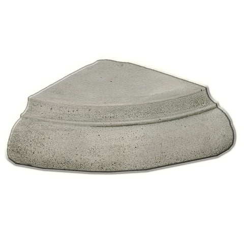 Wedge Riser For Garden Statues And Urns - Large - Outdoor Art Pros