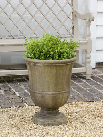 Williamsburg Orangery Urn Garden Planter - Outdoor Art Pros