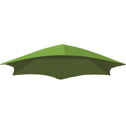 Green Apple Dream Umbrella Fabric - Outdoor Art Pros