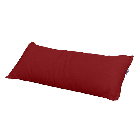 Jockey Red Sunbrella Hammock Pillow - Outdoor Art Pros