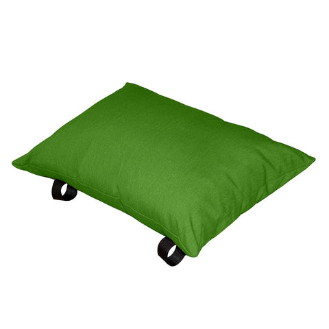 Green Apple Polyester Pillow - Outdoor Art Pros