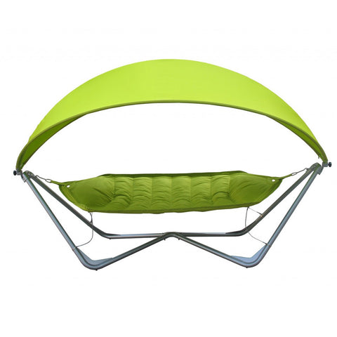 Bliss  Deluxe Pod Hammock with Canopy - Outdoor Art Pros