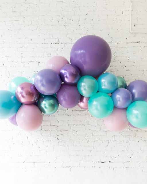 Mermaid Theme Floating Arch - small