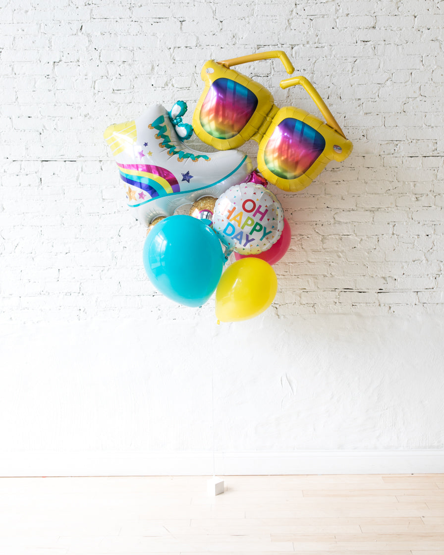 GIFT-Rad Balloon Bouquet