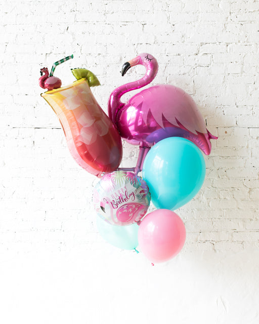 GIFT-Tropical Fun Balloon Bouquet