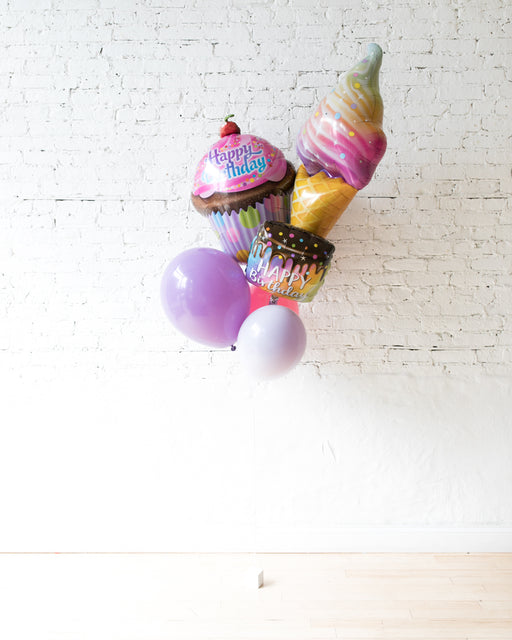 GIFT-Sweet Tooth Balloon Bouquet