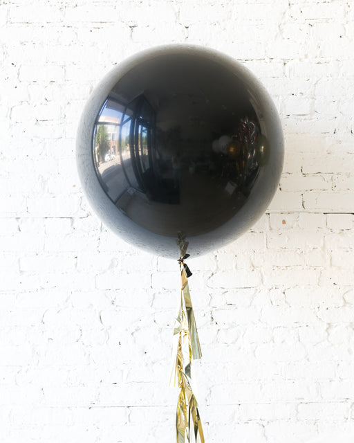 Couture - Giant Balloon with Tassel