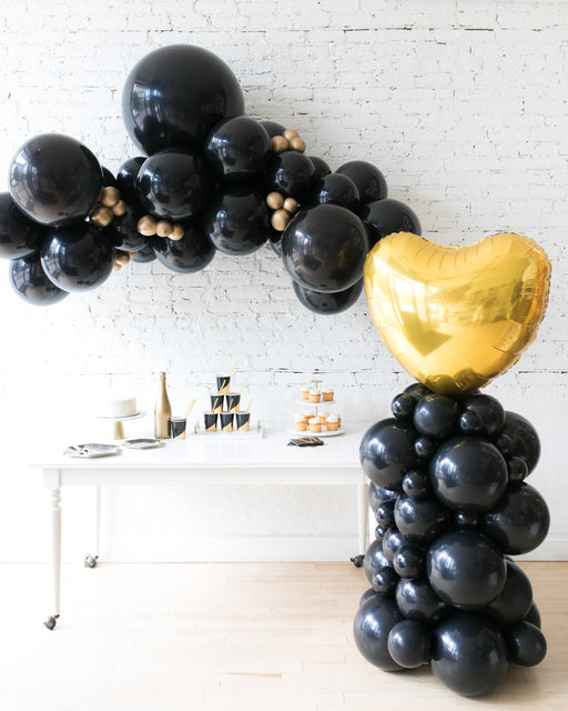 Couture - Floating Arch & Column Balloon Set