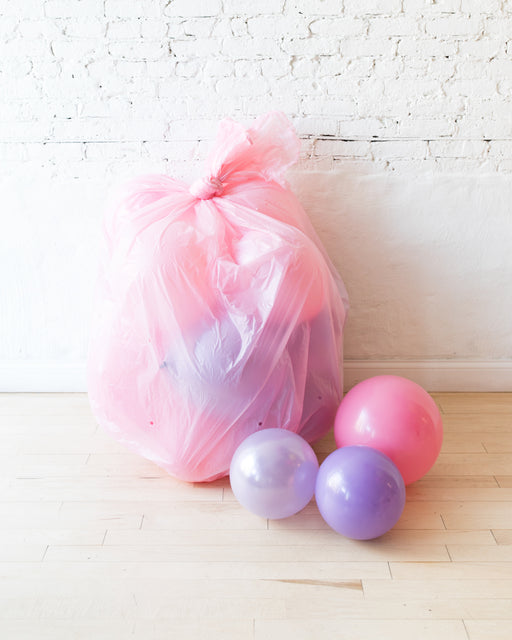 GIFT-Princess Theme Floor Balloons - set of 15
