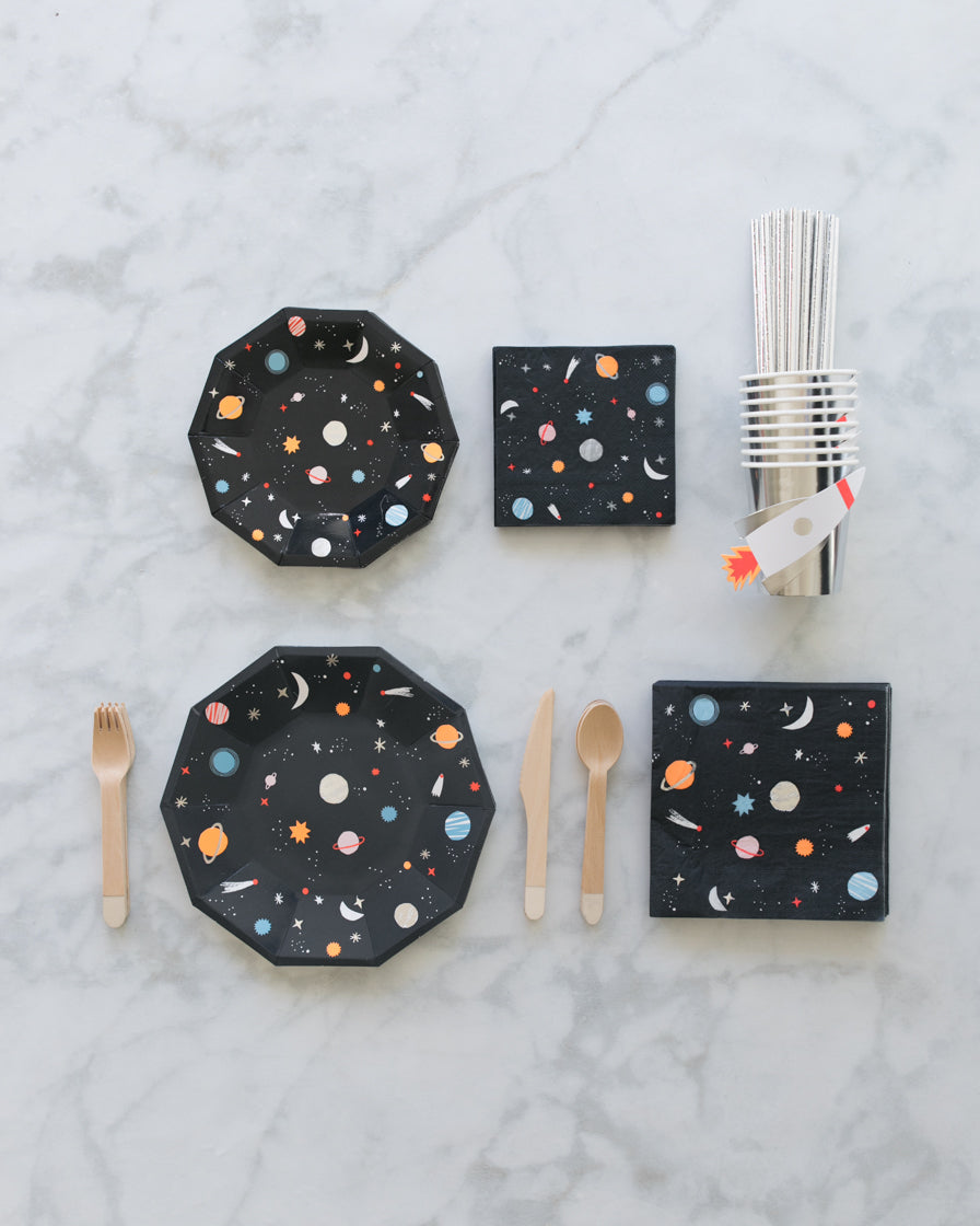 Space Theme Party Box - serves 8