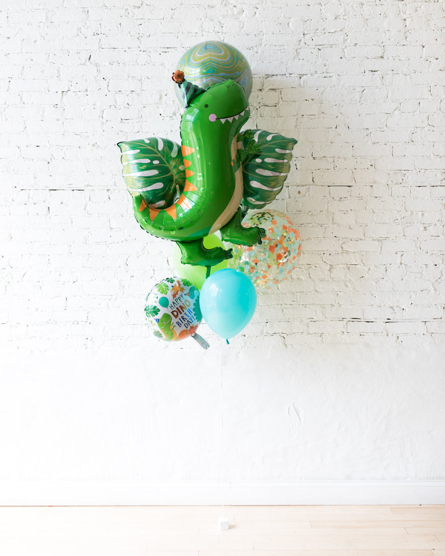 GIFT-Dinosaur Theme Birthday Bouquet