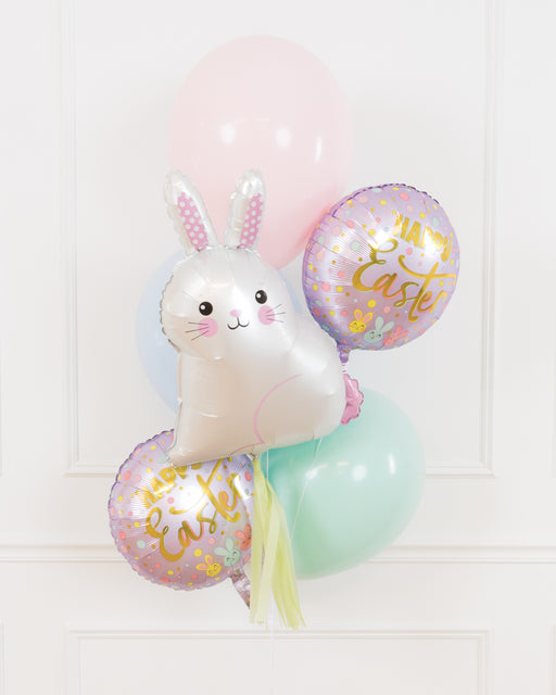 GIFT-Easter - Foil and Latex Balloon Bouquet