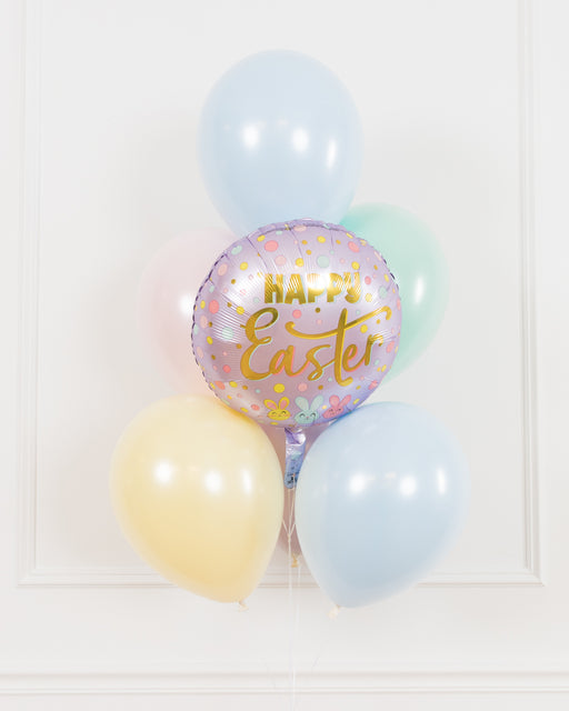 GIFT-Easter - Happy Easter Balloon Bouquet