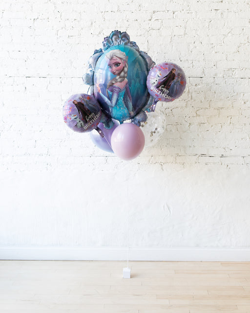 GIFT-Frozen Balloon Bouquet
