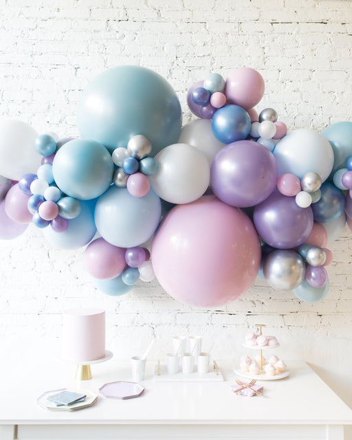 Frozen Theme - Backdrop Balloon Garland Install Piece - 6FT