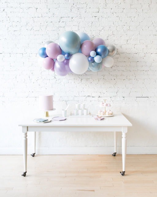 Frozen Theme - Backdrop Balloon Garland Install Piece - 3ft