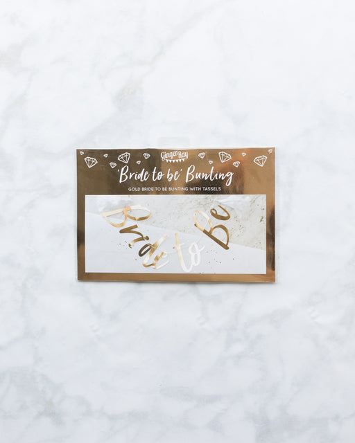 Ginger Ray - Rose Gold BRIDE TO BE Banner