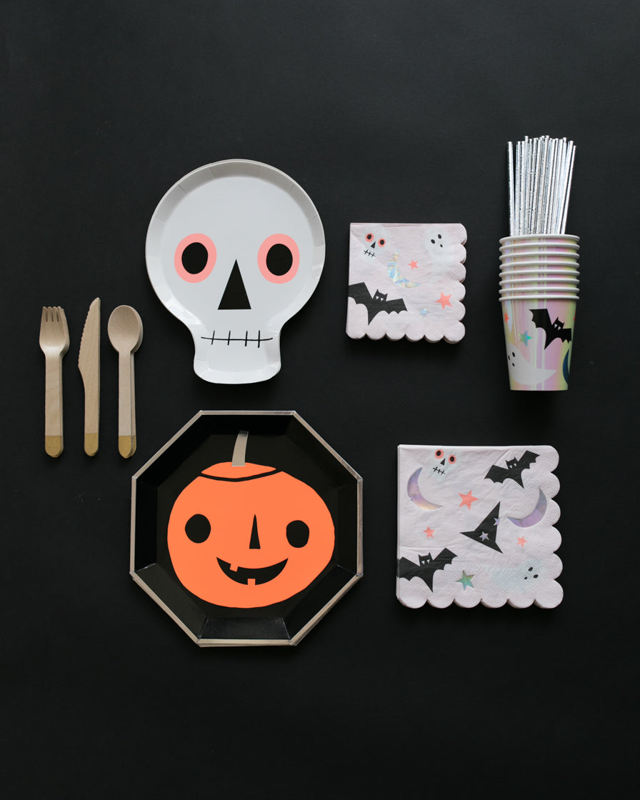 Halloween Theme - Party Box - serves 8