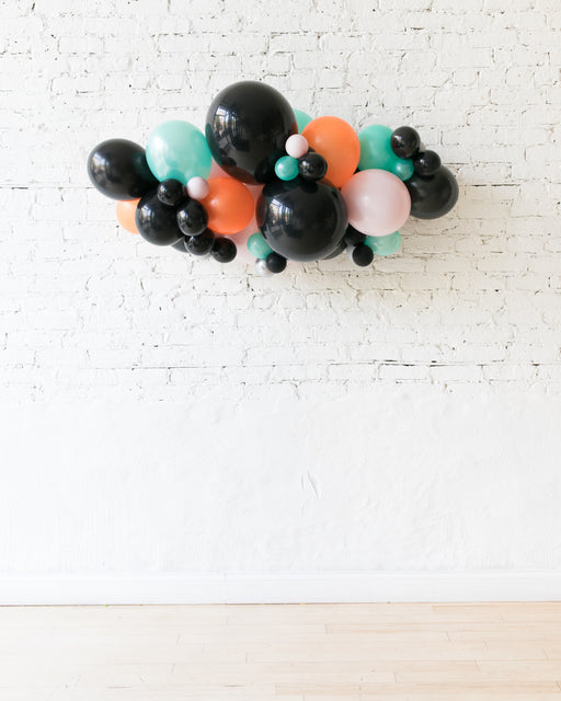 OUTDOOR - Halloween Theme - Balloon Garland - 3ft