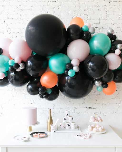 Halloween Theme - Balloon Garland - 6ft