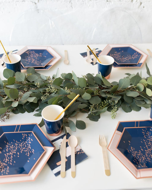 Eucalyptus Greenery Table Runner