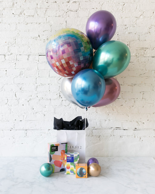 GIFT-Puzzles & Balloon Set