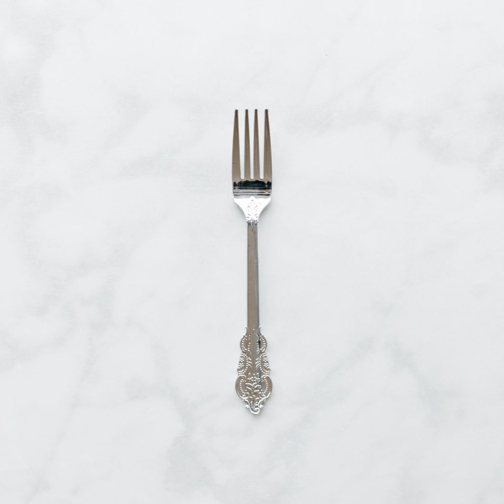 Fourchette Silver Forks - Set of 8 Local