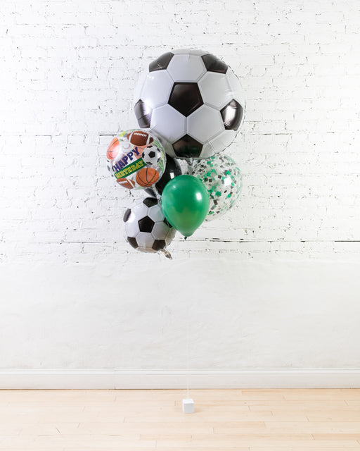 GIFT-Soccer Theme Birthday Bouquet