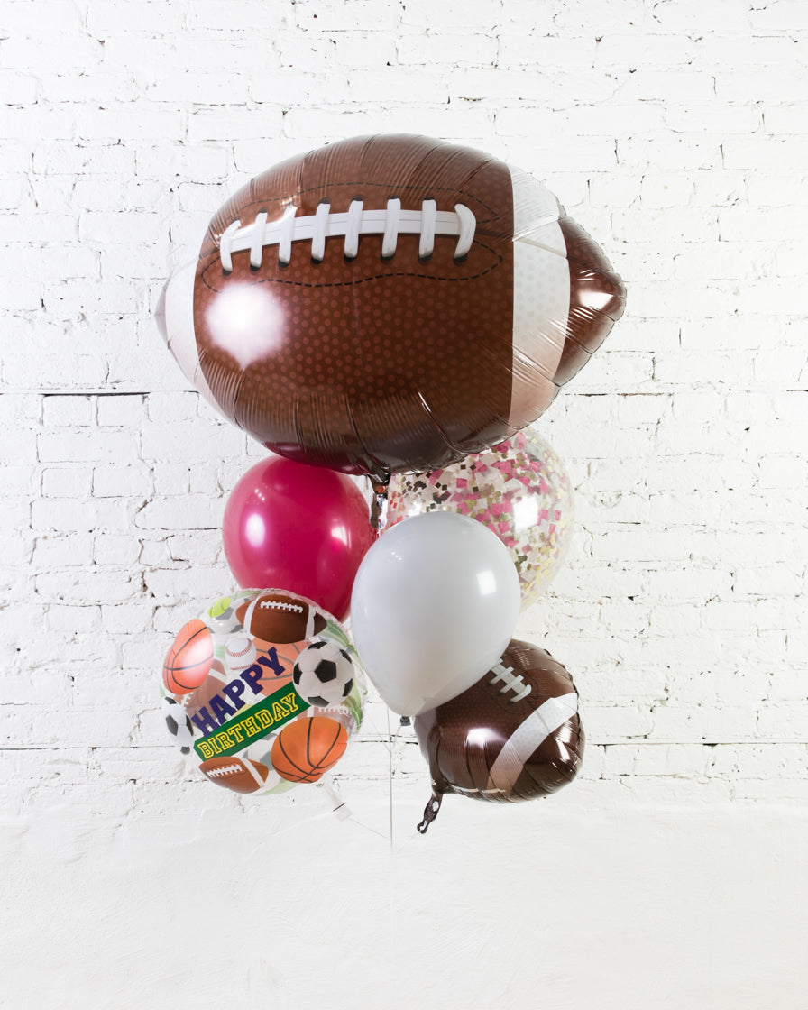 GIFT-Football Theme Birthday Bouquet
