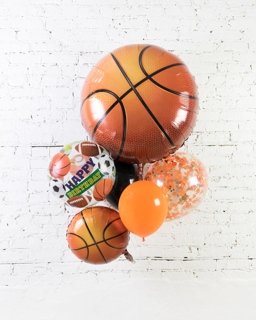 GIFT-Basketball Theme Birthday Bouquet