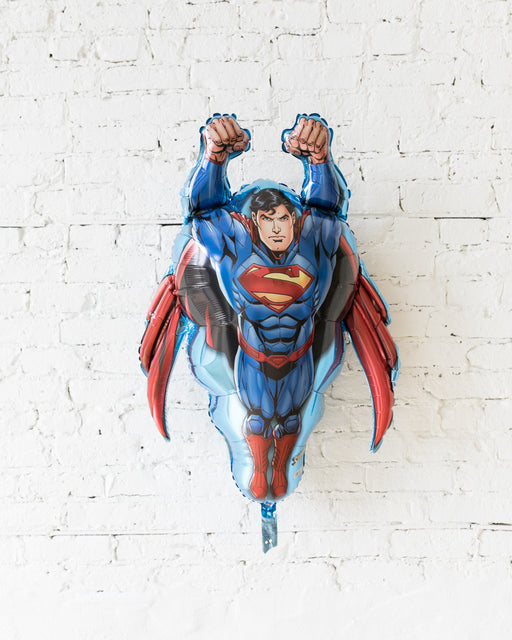 34in Superman Foil Balloon