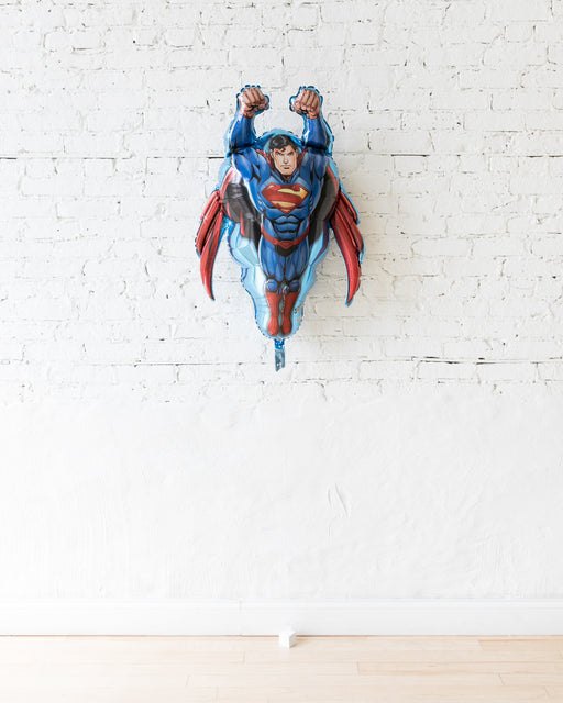 GIFT-34in Superman Foil Balloon