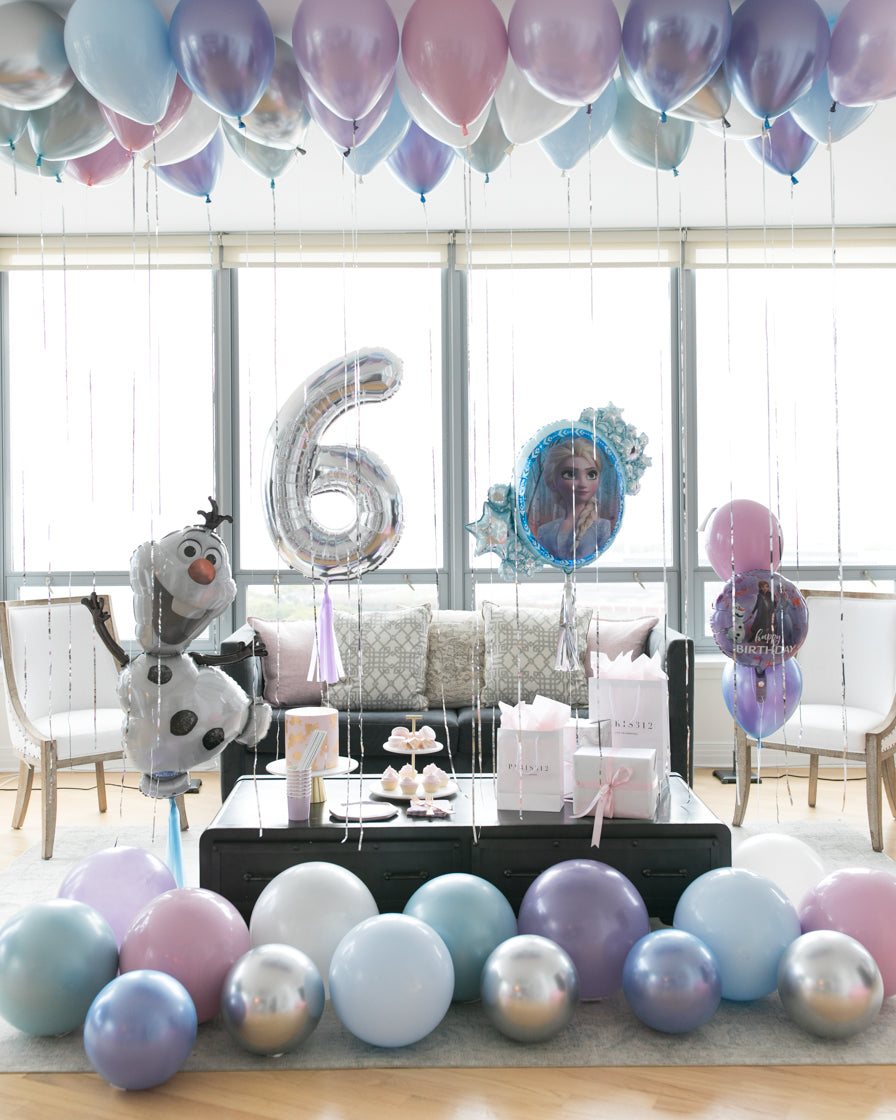 Frozen Birthday Surprise Set