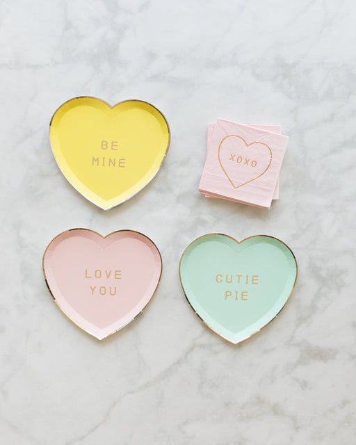 Harlow & Grey Candy Heart Party Pack