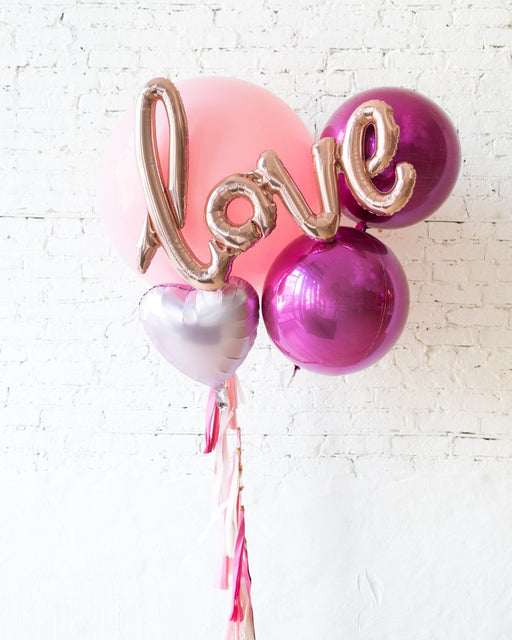 Romantic Love Balloon Gift
