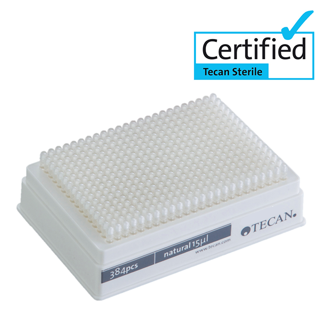 MCA 384, single stack, sterile, non-filtered, 15 µL - 30051803