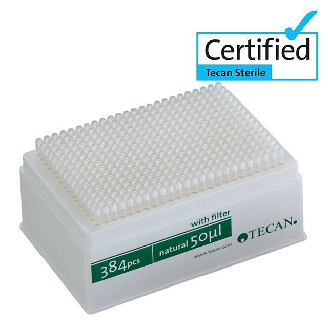 MCA 384, single stack, sterile, filtered, 50 µL - 30051807