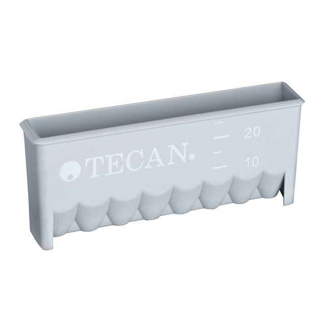 25 ml disposable trough, PP gray, Tecan Pure - 30055743