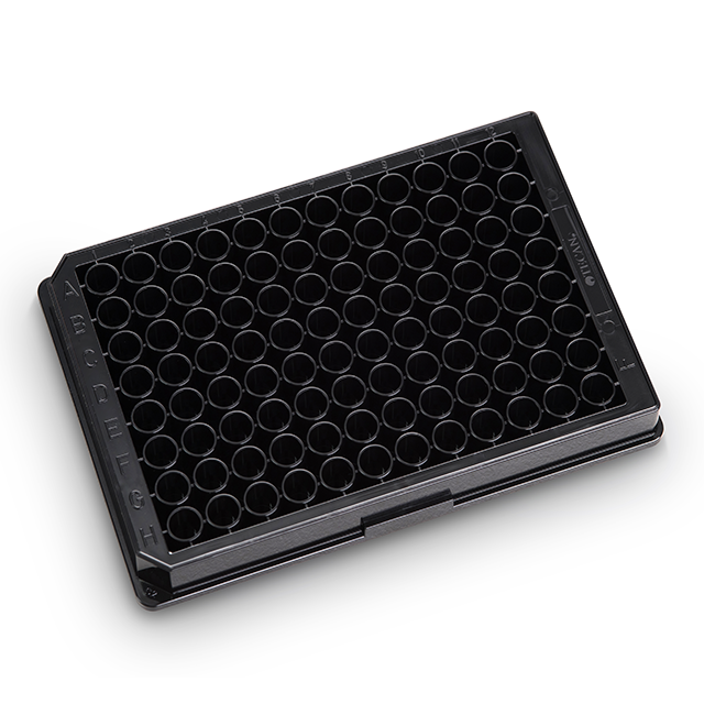 96 well, black, flat bottom, microplates  ***SALE - 30122298