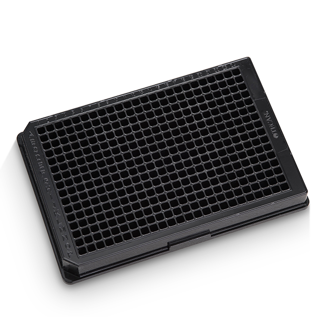 384 well, black, flat bottom, microplates - 30122299
