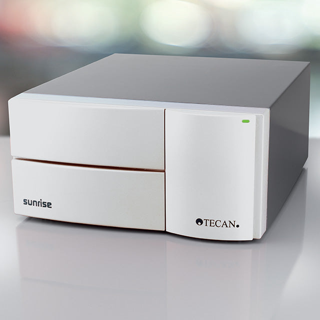 Sunrise™, Standard filter configuration, Absorbance reader for ELISA & kinetic assays in 96-well plates with temp. control, wavelength range 340 - 750 nm - INSTSUN-1