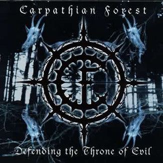 Carpathian Forest - Defending the Throne of Evil 2LP