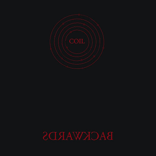 Coil - Backwards LP