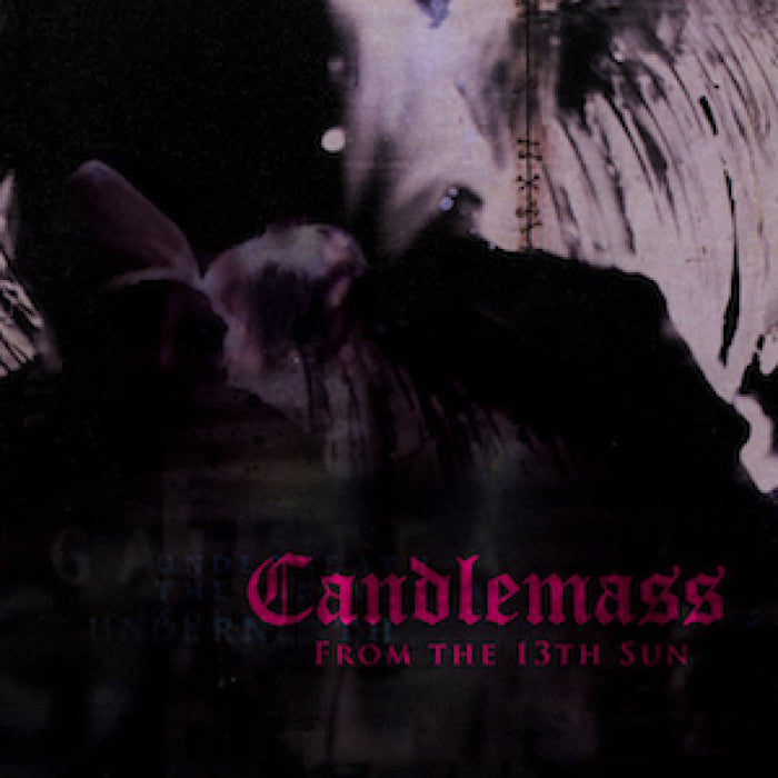 Candlemass - From the 13th Sun 2LP