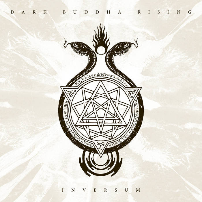 Dark Buddha Rising - Inversum CD