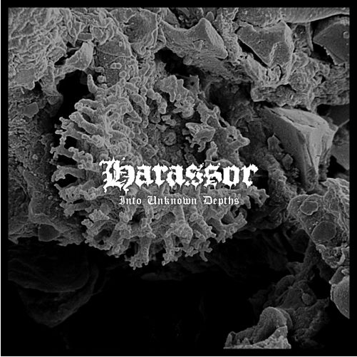 Harassor - Into Unknown Depths LP