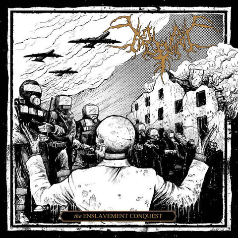 Begrime Exmious - Enslavement Conquest CD